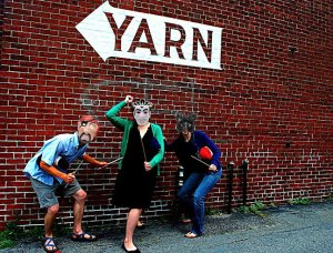 mid-coast yarn ninjas photo
