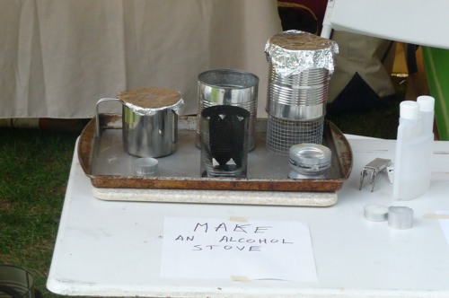 Dr. Deb Walters - Safe Passage - Make an Alcohol Stove