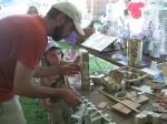 Cardboard robots with Wunder Kopy's Jared Paradee