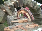 Making stone arches